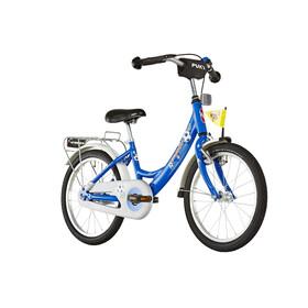 Puky ZL 18 Alu - Bicicletas para niños - 18 Zoll azul